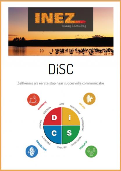 Cover e-book DiSC