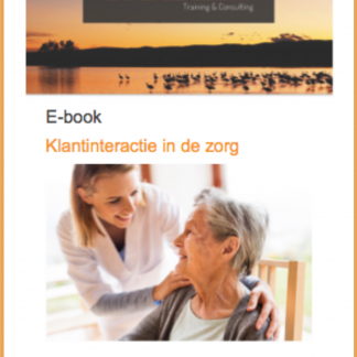 Cover e-book Klantinteractie