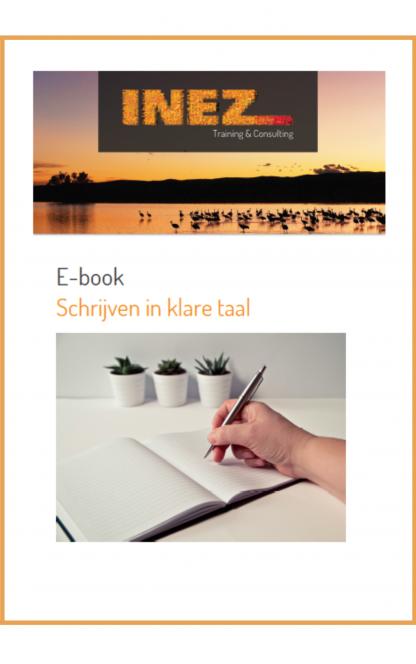 Cover e-book Schrijven met rand