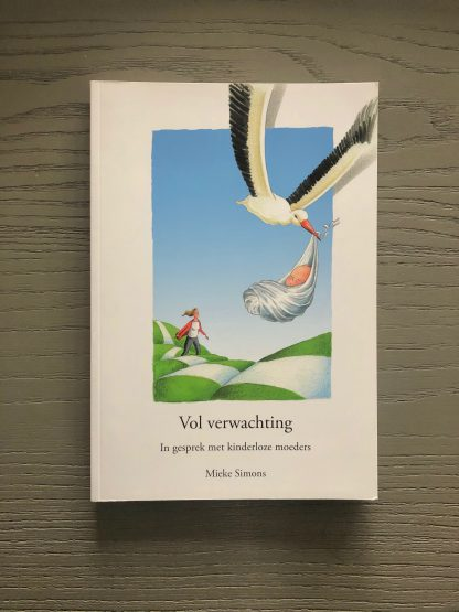 19. Mieke Simons - Vol verwachting cover