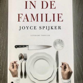 22. In de familie - Joyce Spijker cover