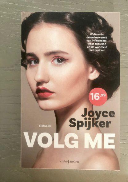 23. Volg me Joyce Spijker cover