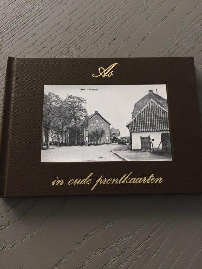 Boek As in oude prentkaarten
