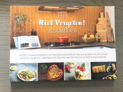 31. Het Niet Vergeten Kookboek cover