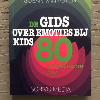 39. De gids over emoties bij kids cover
