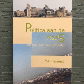 42. Politica aan de Maas - cover