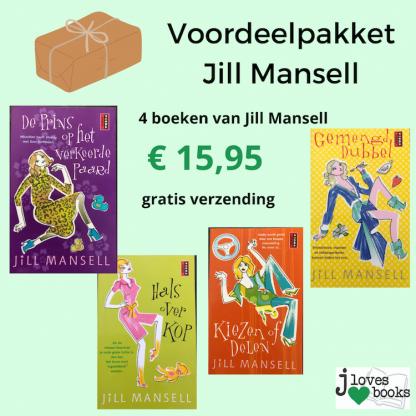 Voordeelpakket Jill Mansell 2