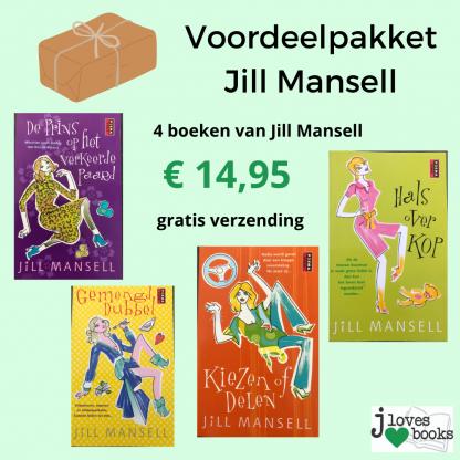 Voordeelpakket Jill Mansell