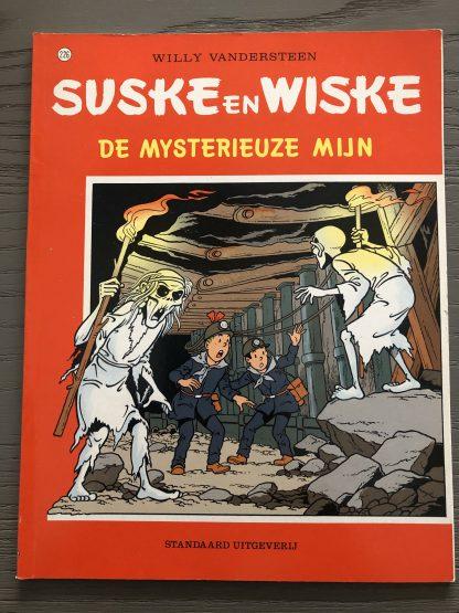226 SenW De Mysterieuze Mijn
