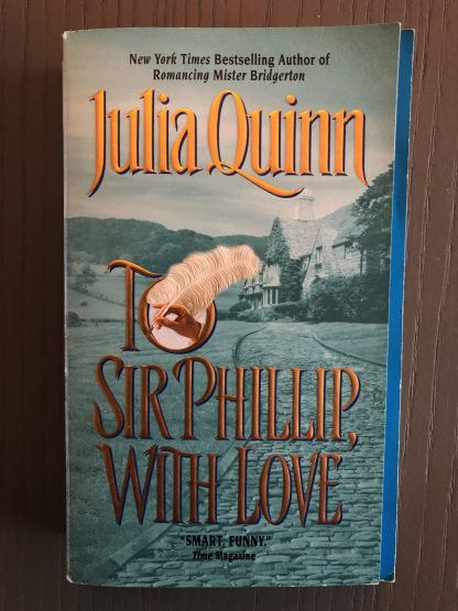 5. To sir Phillip with love