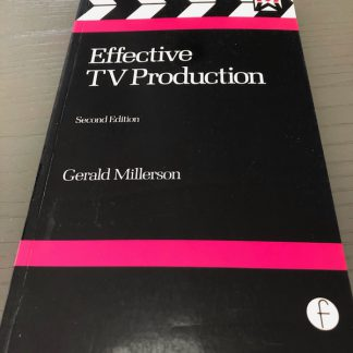 Effictive tv production