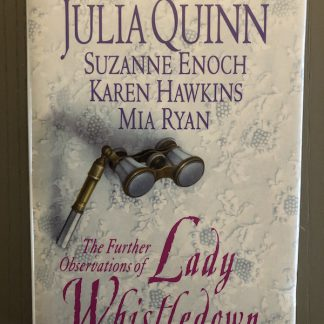 The further observations of Lady Wistledown