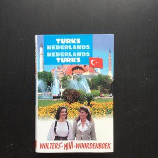 Mini-woordenboek Turks NL
