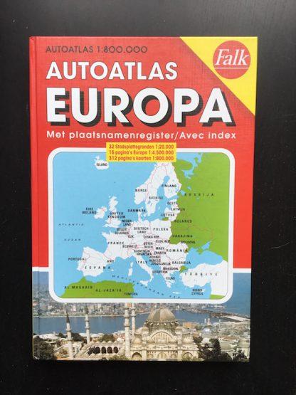 Autoatlas Europa